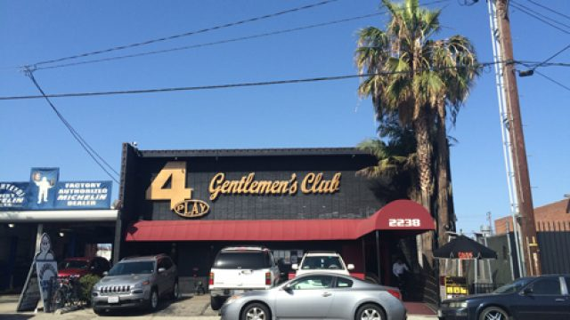 4Play The Gentlemen's Club